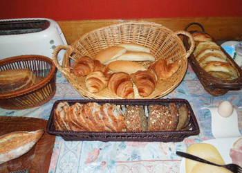 La Clef Deschamps - Petit-déjeuner