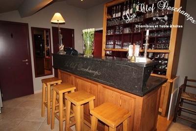 La Clef Deschamps - Tables d'hôtes